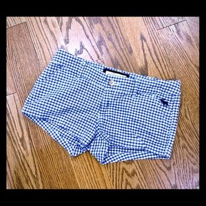 Girls Abercrombie shorts.